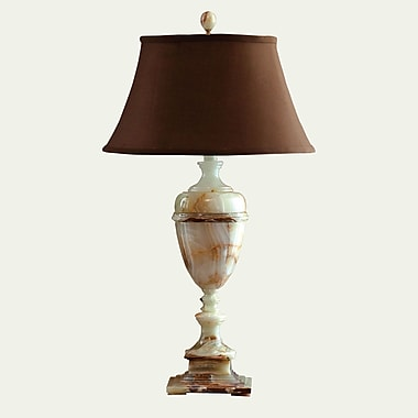 Rembrandt Home Chartreuse 32'' Table Lamp