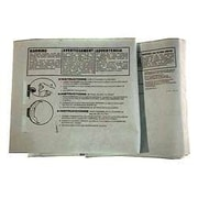 Shop-Vac 3 Pack 16 To 22 Gallon Disposable Filter Bags