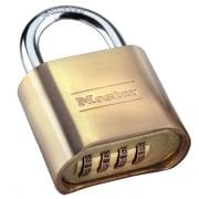 Master Lock Resettable Combination Padlock