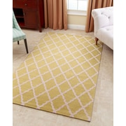 Abbyson Living Chloe Hand-Tufted Honeydew Green Area Rug; 3' x 5'