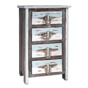 Style Craft 4 Drawer Chest