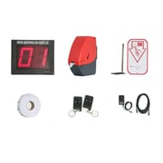 Meto® Turn-O-Matic INR902 RF Wireless Starter Kit, (38338362)