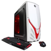 CyberPowerPC - PC de table Gamer Xtreme GXI880, Intel i5-6500 3,2 GHz, 8 Go DDR4, 1 To, Windows 10, anglais