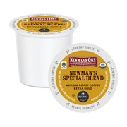 Newman's Own® Organics Special Blend Extra Bold Coffee K-Cups®, 96/Carton (4050)