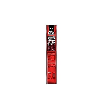 Jack Links Peppered Beef Steak, 1 oz. 24/Pack