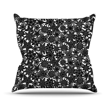 KESS InHouse My Dreams Throw Pillow; 20'' H x 20'' W 4.5'' D