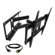 MegaMounts Full Motion Wall Mount for 26'' - 55'' Plasma / LCD / LED Screens