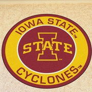 FANMATS NCAA Iowa State University Roundel Mat