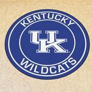 FANMATS NCAA University of Kentucky Roundel Mat
