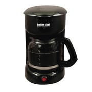 Better Chef 12 Cup Coffee Maker; Black