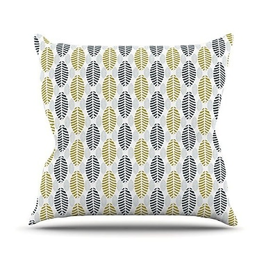 KESS InHouse Seaport Throw Pillow; 26'' H x 26'' W x 5'' D