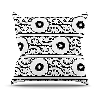 KESS InHouse Samarkand Throw Pillow; 20'' H x 20'' W