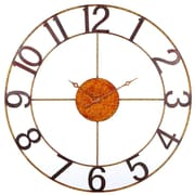 CBK Toscana Oversized 50'' Wall Clock