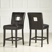 Kingstown Home Breanne 24'' Bar Stool (Set of 2)