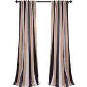 Half Price Drapes Georgetown Blackout Single Curtain Panel; 50'' W x 84'' L