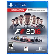 Formula 1 Launch Edition, PS4