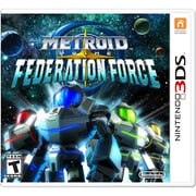 Metroid Prime Federation Force, 3DS