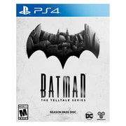 Batman: The Telltale Series, PS4
