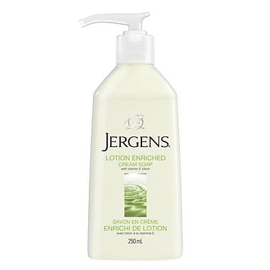 Jergens® Lotion Enriched Cream Soap