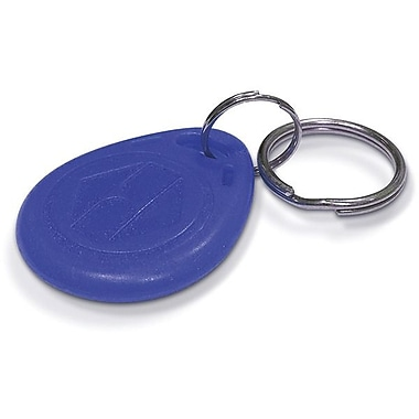 uAttend RFID RFR10 Blue Fobs, 10/Pack