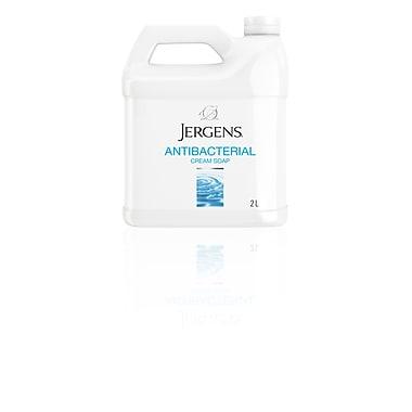 Jergens® Antibacterial Plus Liquid Hand Soap, Bulk 2L Refill