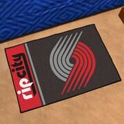 FANMATS NBA Portland Trail Blazers Starter Mat