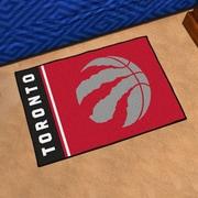 FANMATS NBA Toronto Raptors Starter Mat