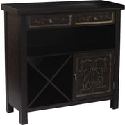 AA Importing Bar With Wine Storage
