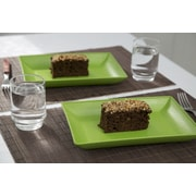 EVO Sustainable Goods Serving Dish (Set of 2); Green