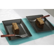 EVO Sustainable Goods Serving Dish (Set of 2); Black