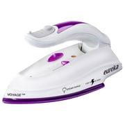 Eureka Voyage Compact and Durable Travel Iron Steam Blast Dual Voltage 120-240V