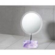 Gedy by Nameeks Twist Makeup Mirror; Lilac