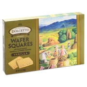 Dolcetto® Wafers, Vanilla, Cookies, 6.3 oz (OFX656)
