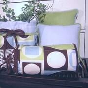 Brandee Danielle Modern Bolster Pillow