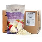 Sephra White Chocolate Melts; 20 lbs