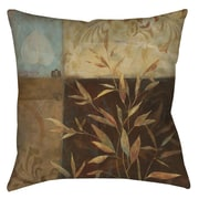Manual Woodworkers & Weavers Autumn Texture 2 Printed Throw Pillow; 16'' H x 16'' W x 4'' D