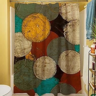 Manual Woodworkers & Weavers Circumlocution Shower Curtain