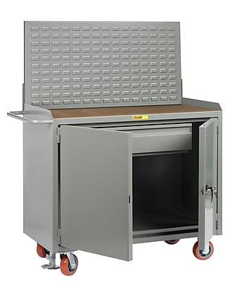 Little Giant USA Mobile Service Hoardboard Workbench