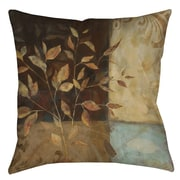 Manual Woodworkers & Weavers Autumn Texture 1 Printed Throw Pillow; 26'' H x 26'' W x 7'' D