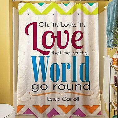 Manual Woodworkers & Weavers World Sdgraphics Studio Sundance Shower Curtain
