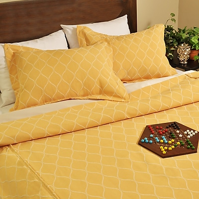 Brite Ideas Living Oh Gee Comforter Set;