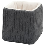 Elegant Baby Classic Cable Storage Caddie; Charcoal