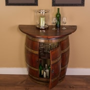 Napa East Collection Bar Cabinet