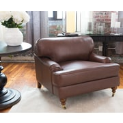 Elements Fine Home Furnishings Athens Leather Club Chair