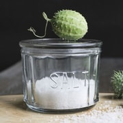 Creative Co-Op 13.5 Oz. Casual Country Salt Cellar