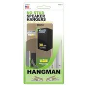 Hangman No Stud Speaker Hangers (WSS-2)