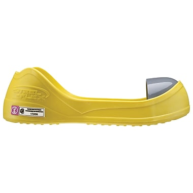Steel-Flex Steel Toe Overshoe, CSA Z334, X-Small, Yellow
