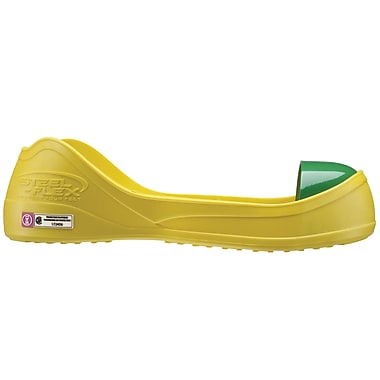 Steel-Flex Steel Toe Overshoe, CSA Z334, 2X-Large, Yellow