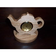 Fine Crafts 10 Teapot clock (FNCRF009)