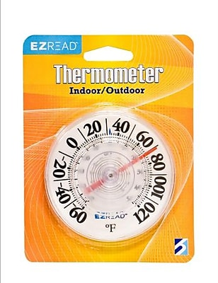 Headwind Consumer Products 3.5 in. Dial Thermometer (HCP022) 2392982